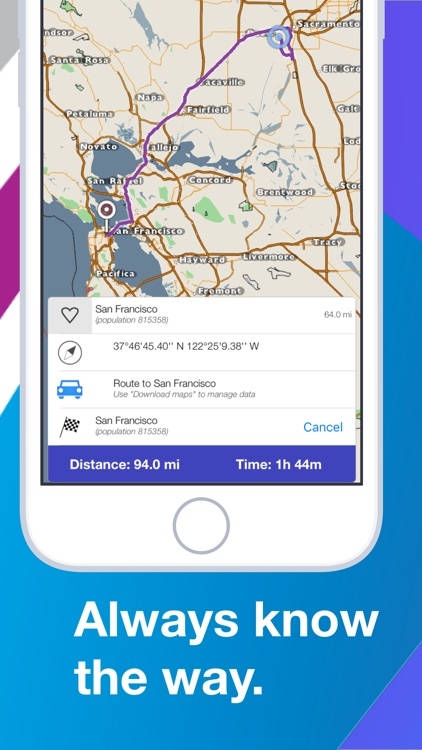 kMaps|Offline Navigation&Maps screenshot-3