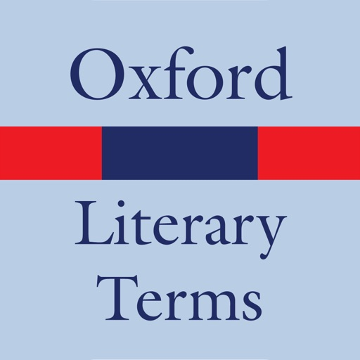 Oxford Literary Terms