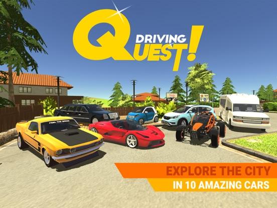 Игра Driving Quest: Top View Puzzle