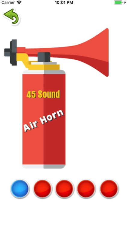 Real Air Horn 45 Funny Sound screenshot-3