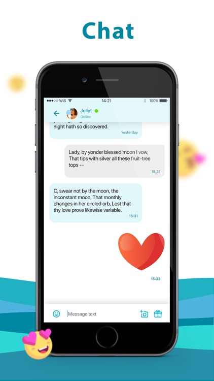 Brilic: Dating. Chat. Meet screenshot-3