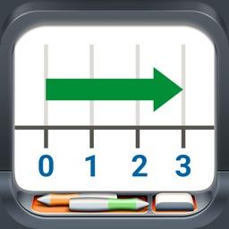 Number Line Manipulative