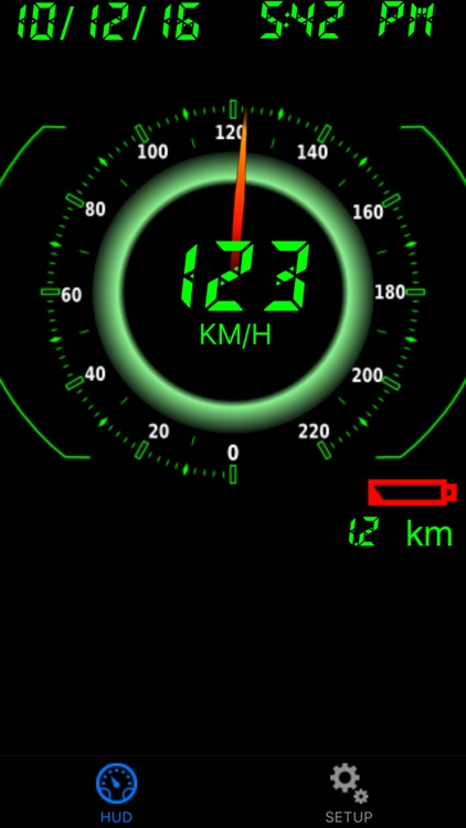 HUD CAR screenshot-0