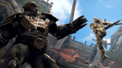 Infinity Blade II screenshot 4