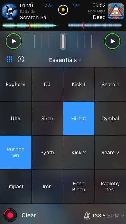 djay - DJ App & Mixer screenshot-5