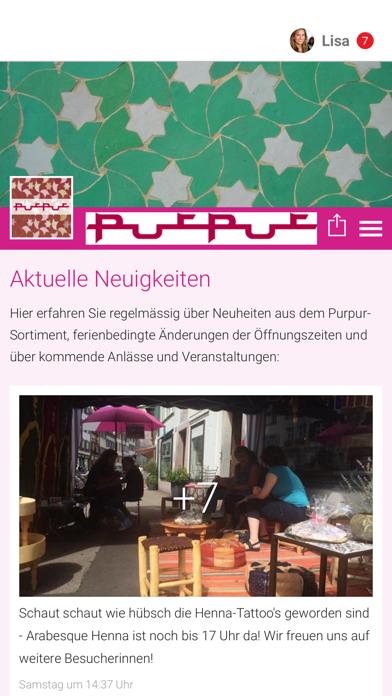 Purpur screenshot 1