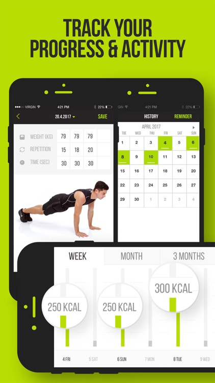 7 Minute Workout VGFIT screenshot-4