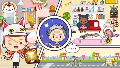 Miga Town: My Vacation screenshot 1