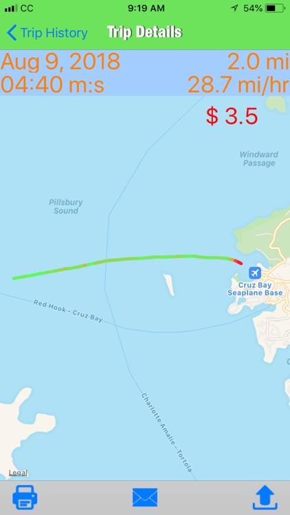 Trip Tracker GPS Professional screenshot-6