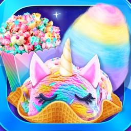 Carnival Unicorn Fair Food