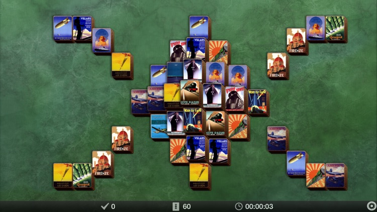 Shanghai Mahjong screenshot-1