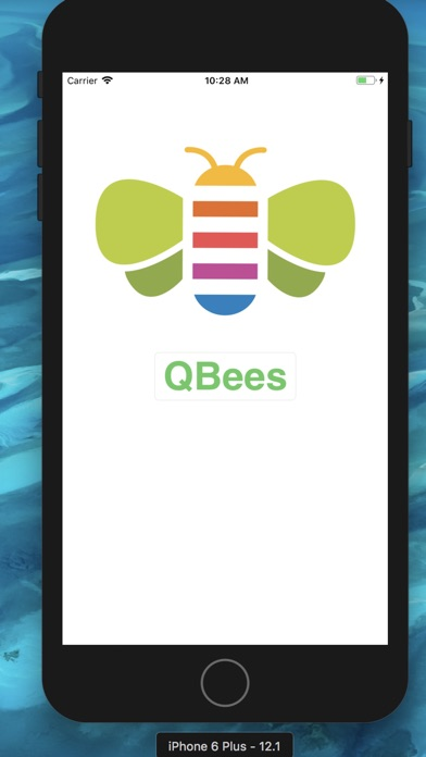 Screenshot for QBees in United States App Store