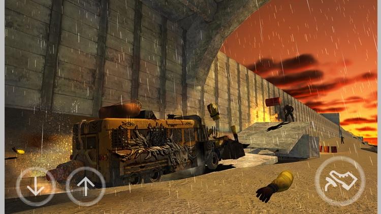 Mad Zombie Derby screenshot-3