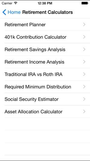 EZ Financial Calculators Pro on the App Store