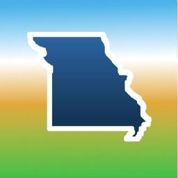 Aqua Map Missouri Lakes GPS