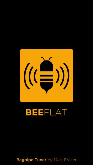 BeeFlat Bagpipe Tuner screenshot three