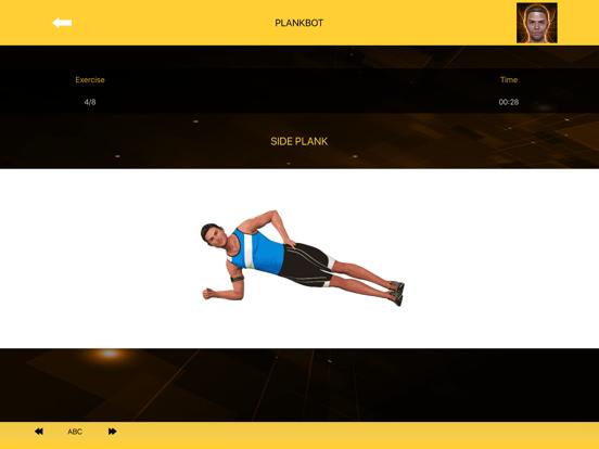 Plank: Abs Workout for Men screenshot 10