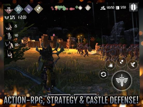 Heroes and Castles 2 Premium для iPad