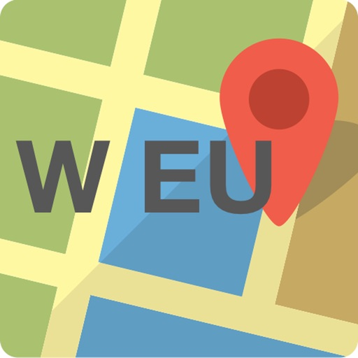 WikiPal West Europe - Offline Wikipedia Places