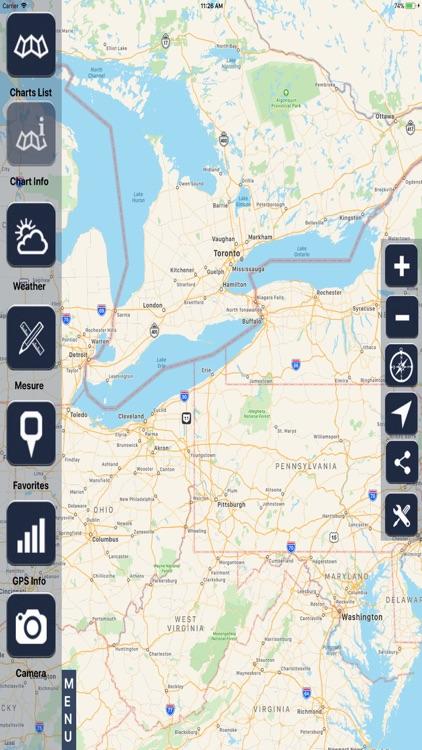Pennsylvania Raster Maps