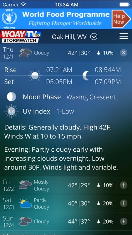 StormWatch - WOAY screenshot-3