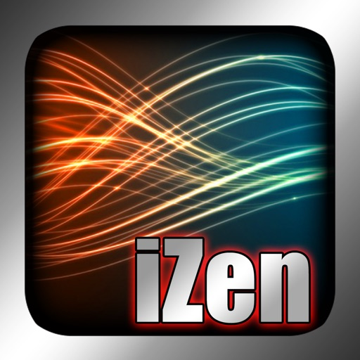 iZen - Light and Music App