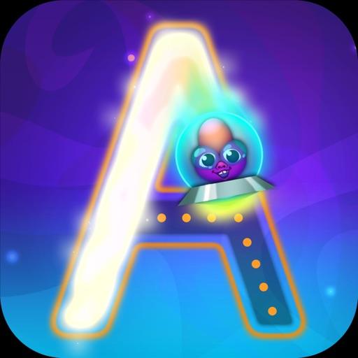 Alien Alphabet Full - Learning 4 Kids