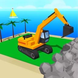 Dubai Beach Construction