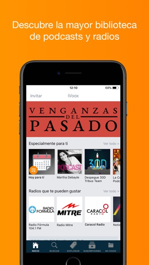 how to find podcasts on iphone radio y podcast ivoox en app 5588