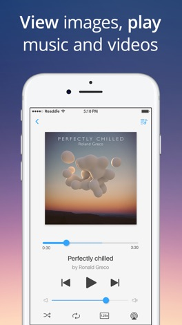 Download documents by readdle for iphone reviewed appszoom for Documents by readdle music