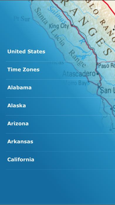 USA Maps Proのおすすめ画像1