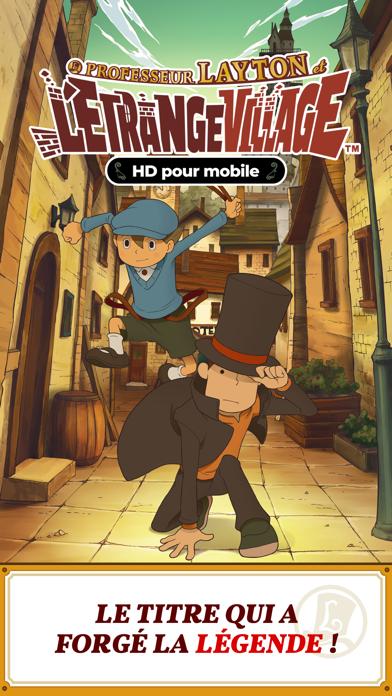 download Layton : l'étrange village HD apps 3