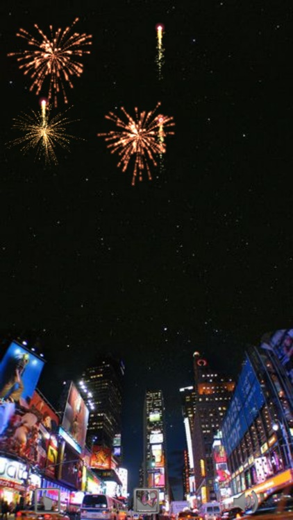 Real Fireworks Show Arcade screenshot-2