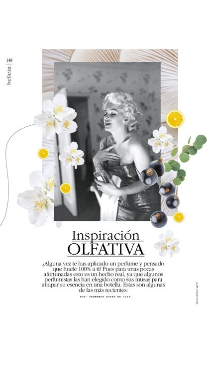 Marie Claire México Revista screenshot-6