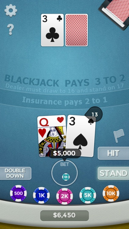 Blackjack 21! screenshot-0