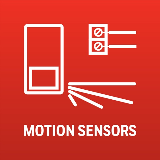 Honeywell Motion Sensors iOS App