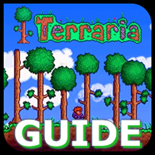 Guide & Wiki for Terraria iOS App