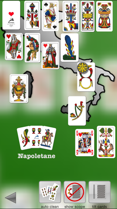 iScopa screenshot three