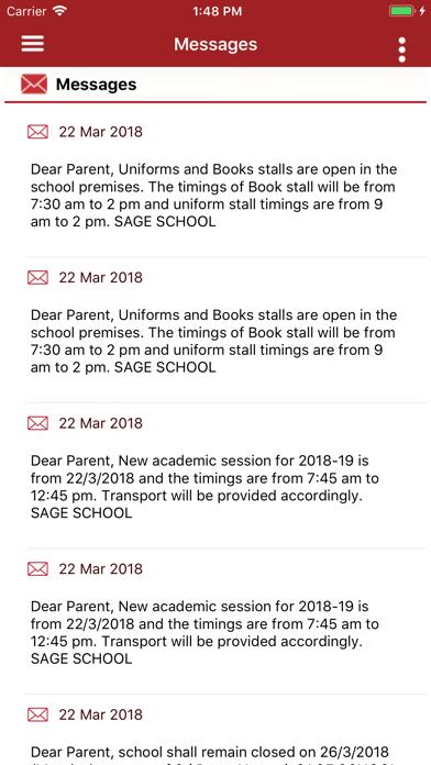 Sage School screenshot 4