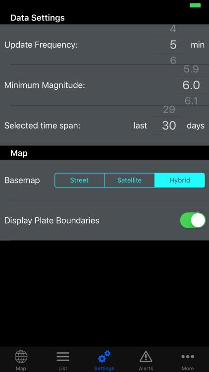 Quakes Pro screenshot-3