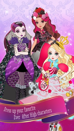 ever after high charmed style on the app store