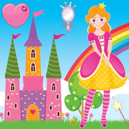 Princesses Games for Toddlers
