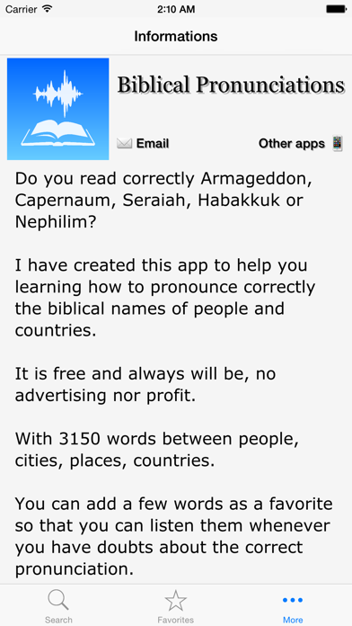 点击获取Biblical Pronunciations