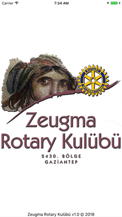 Zeugma Rotary screenshot one