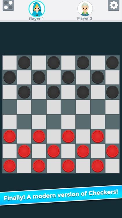Checkers ‣