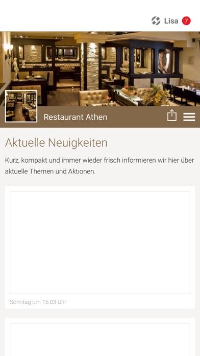Restaurant AthenScreenshot von 1