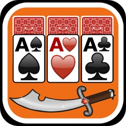 Forty Thieves Solitaire - Catch the 40 Bandits!