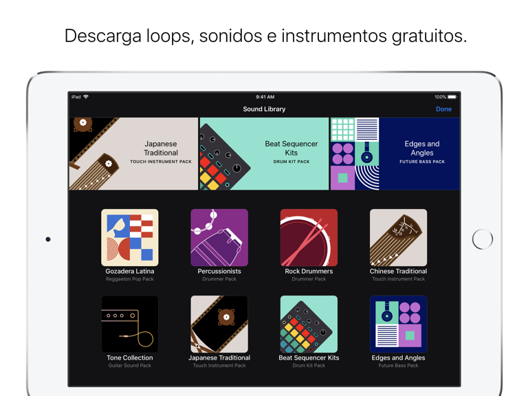 iPad Captura de pantalla 2