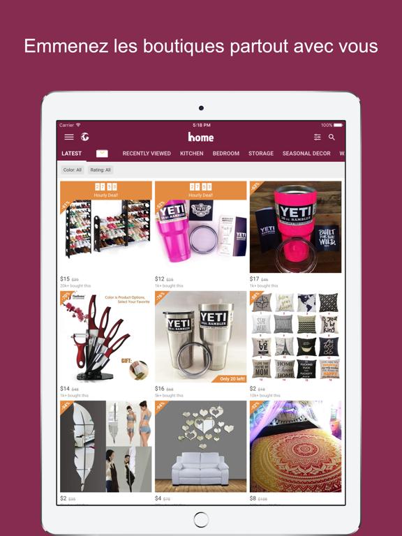 Telecharger Home Shopping Decor Et Design Pour Iphone Ipad Sur L App Store Style De Vie
