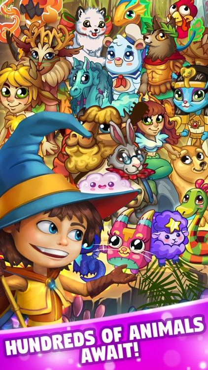 Fairy Farm: Magic Village Adventures screenshot-3